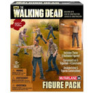 The-Walking-Dead:-Building-Set-Figure-Pack