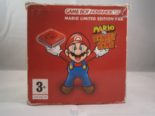 Nintendo-Game-Boy-Advance-SP-Mario-Limited-Edition-Pak