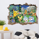 Pokémon Wall Sticker