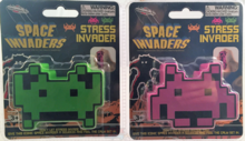Space Invaders Stress Ball (Stress Invaders)